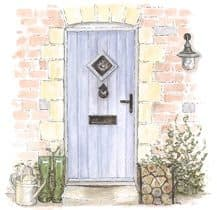 Door Watercolour