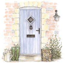 Door Watercolour