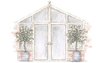 Conservatory Watercolour