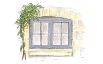 Window Watercolour