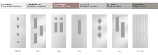 Door-designer